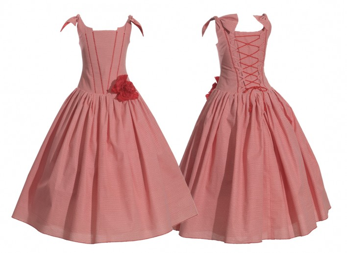 Pralinka dress for princess